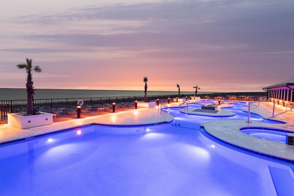 Outdoor Pool, SpringHill Suites by Marriott Navarre Beach
