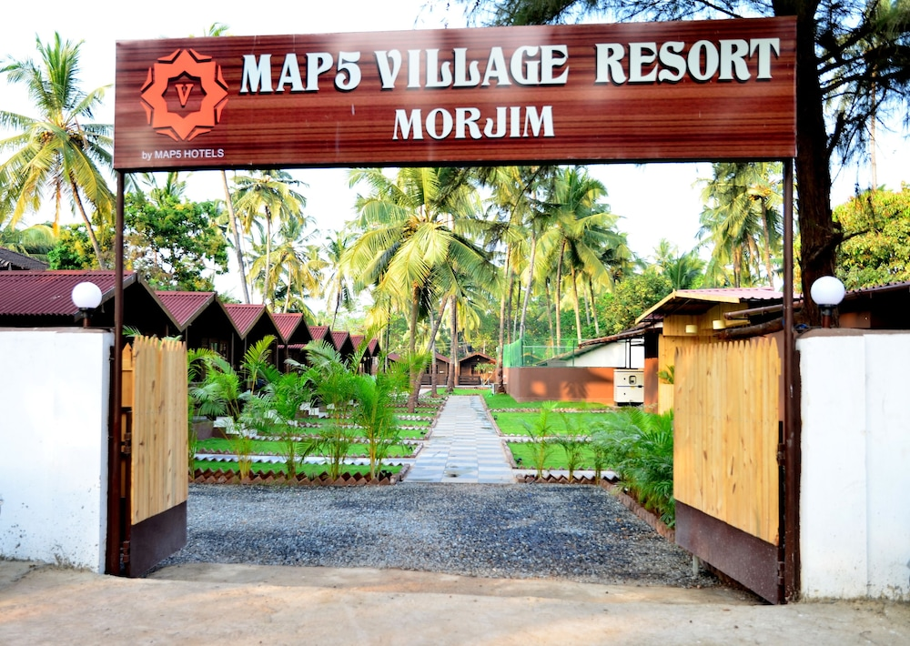 Front of Property, MAP5 Village Resort