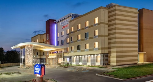 Check Expedia for Availability of Fairfield Inn & Suites by Marriott Sidney