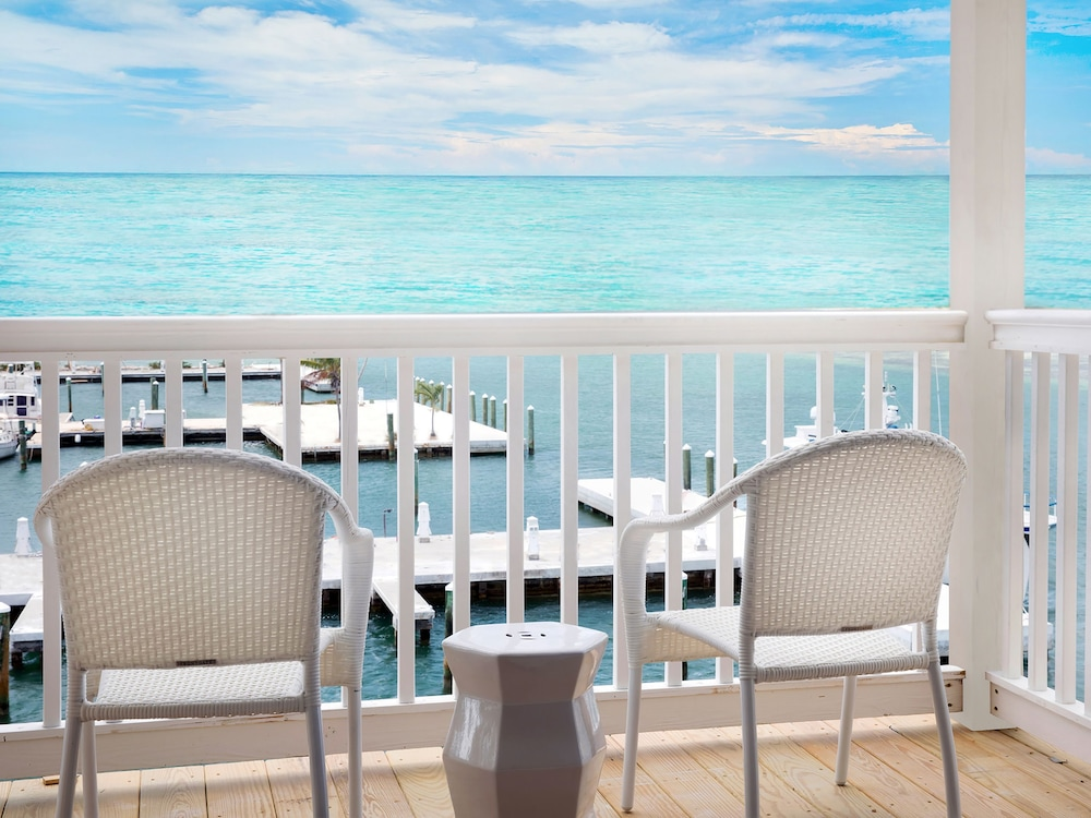 Balcony, Oceans Edge Key West Resort, Hotel & Marina