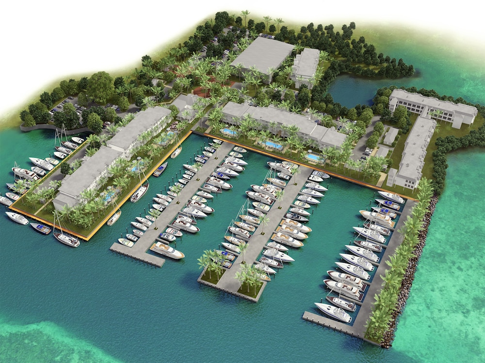 Property Grounds, Oceans Edge Key West Resort, Hotel & Marina