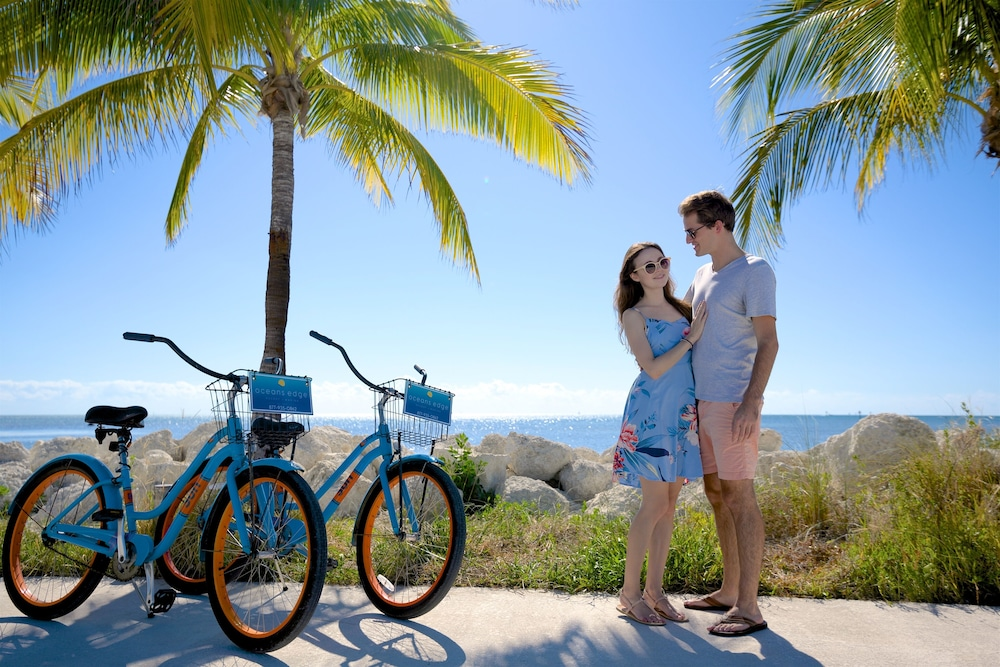 Bicycling, Oceans Edge Key West Resort, Hotel & Marina