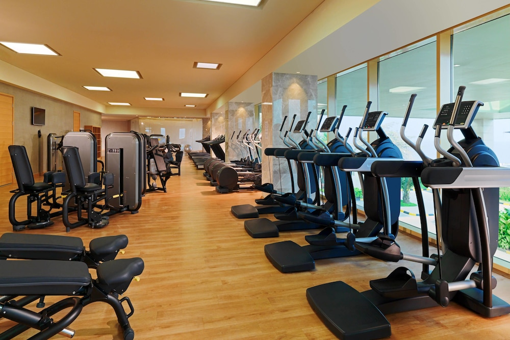 Gym, Sheraton Grand Conakry