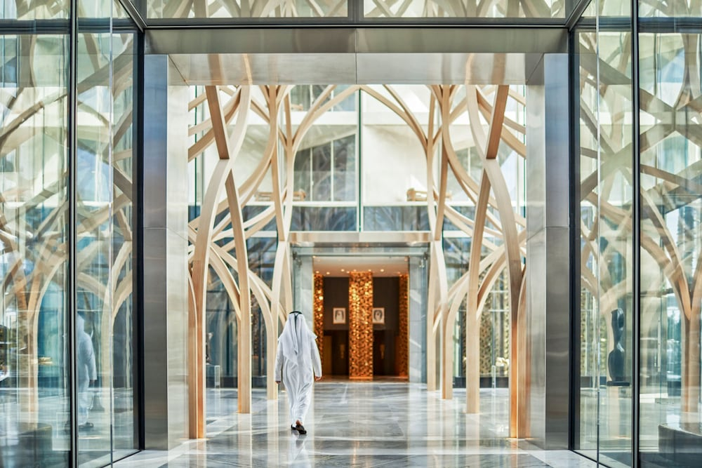 Interior Entrance, FIVE Palm Jumeirah Dubai