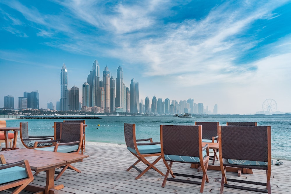 Terrace/Patio, FIVE Palm Jumeirah Dubai