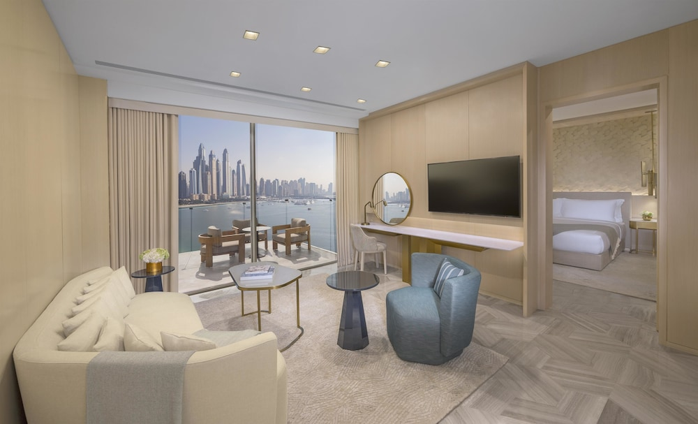 Living Area, FIVE Palm Jumeirah Dubai