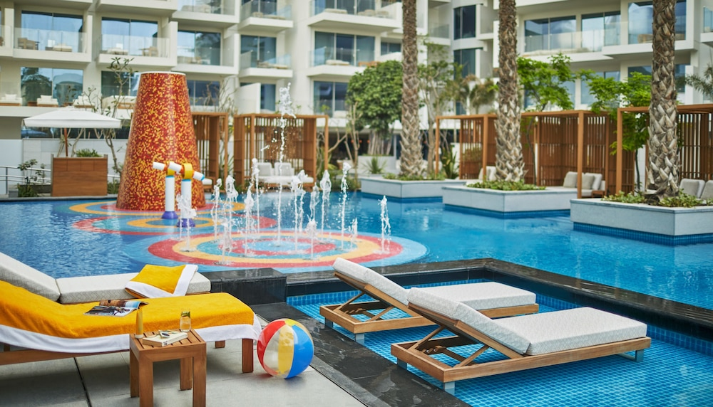 Children's Play Area - Outdoor, FIVE Palm Jumeirah Dubai
