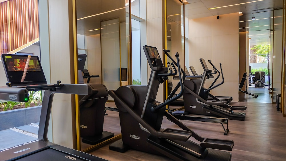 Gym, FIVE Palm Jumeirah Dubai