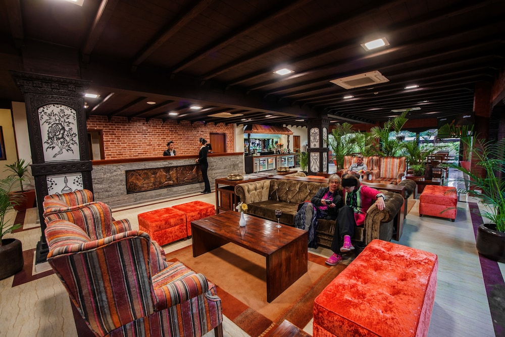 exterior featured image - Traditional Hotel Interior
