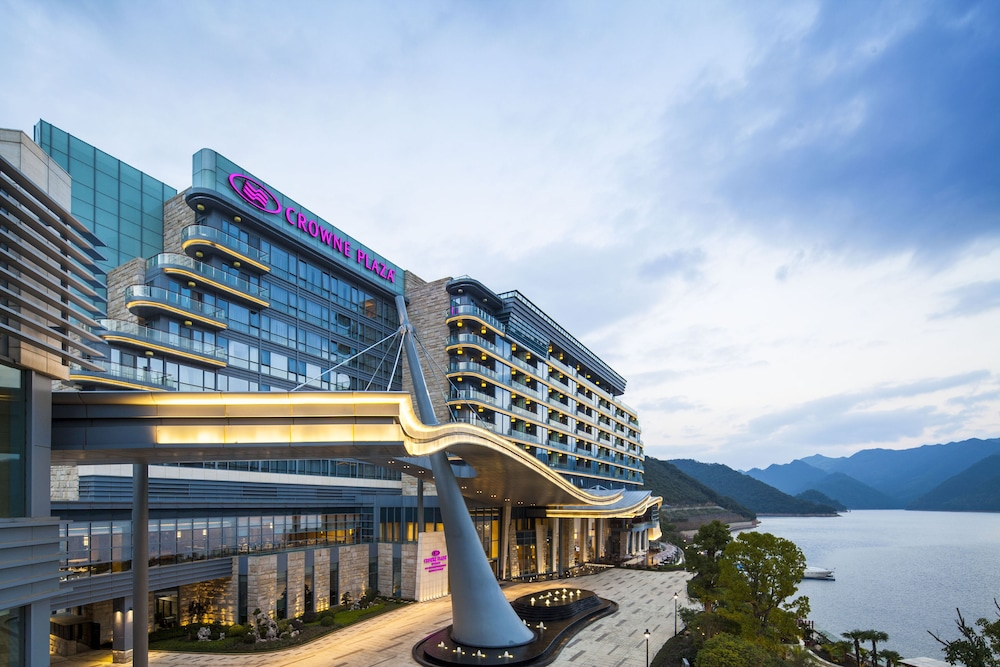 Crowne Plaza Hangzhou Thousand Island Lake In Hotel Rates Reviews On Orbitz