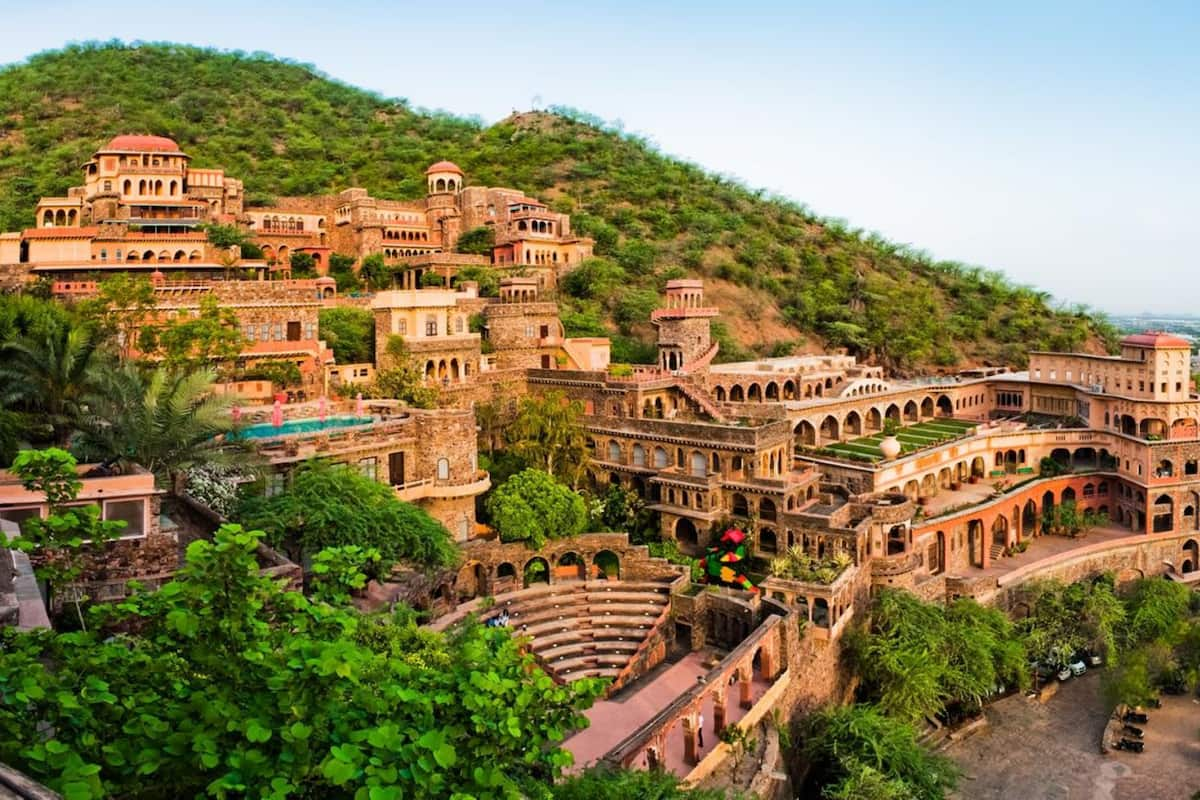 Neemrana Fort-Palace (Alwar) – 2021 Updated Prices   Expedia.co.in