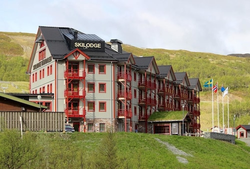 Ski Lodge Tänndalen