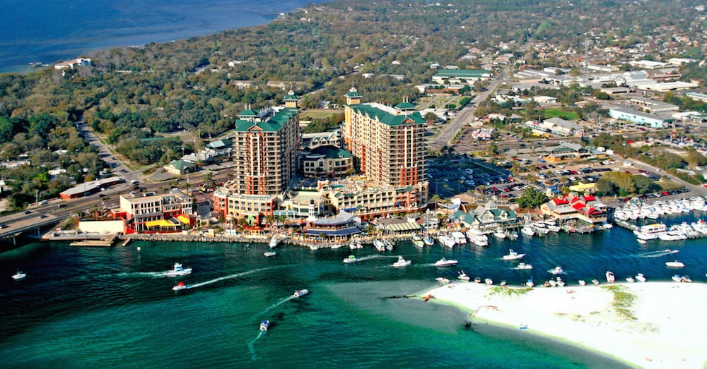 Emerald Grande Vacation Resort By Resort Stay Fort Walton