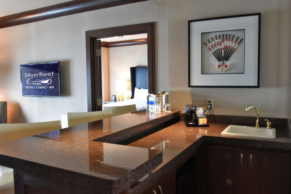 Private Kitchenette, Silver Reef Casino Resort