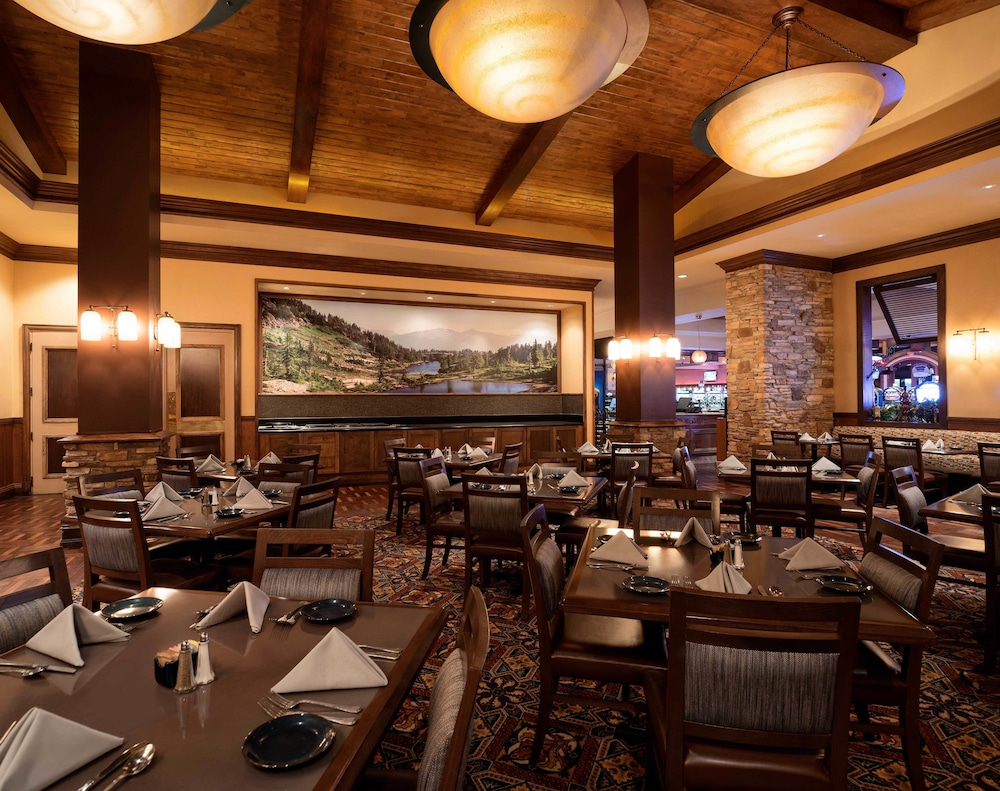 Restaurant, Silver Reef Casino Resort