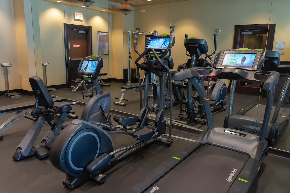 Fitness Facility, Silver Reef Casino Resort