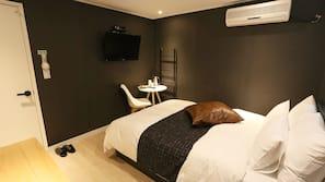 1 ห้องนอน, บริการ WiFi ฟรี, ผ้าปูที่นอน