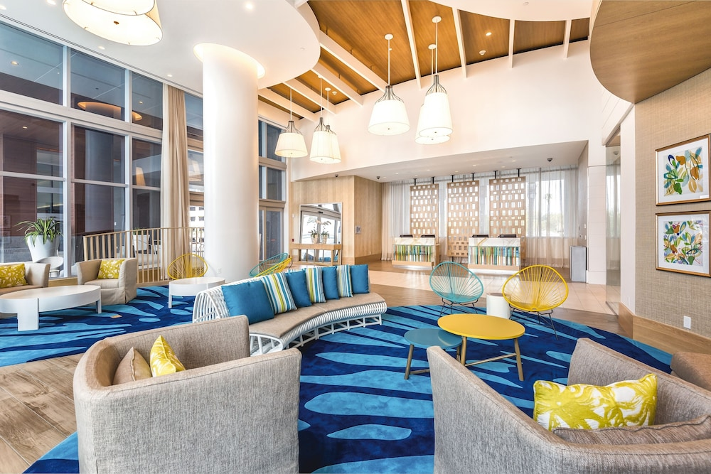 Lobby, Club Wyndham Clearwater Beach