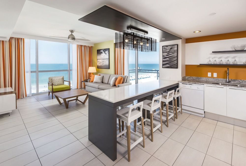 Private Kitchen, Club Wyndham Clearwater Beach