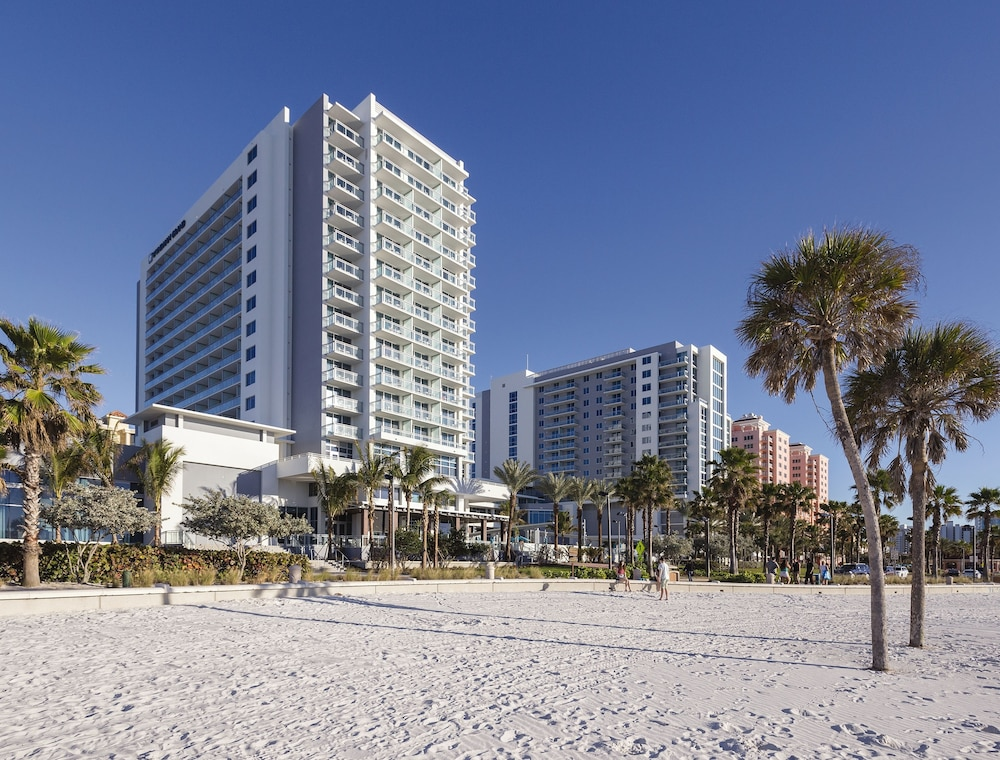 Beach, Club Wyndham Clearwater Beach
