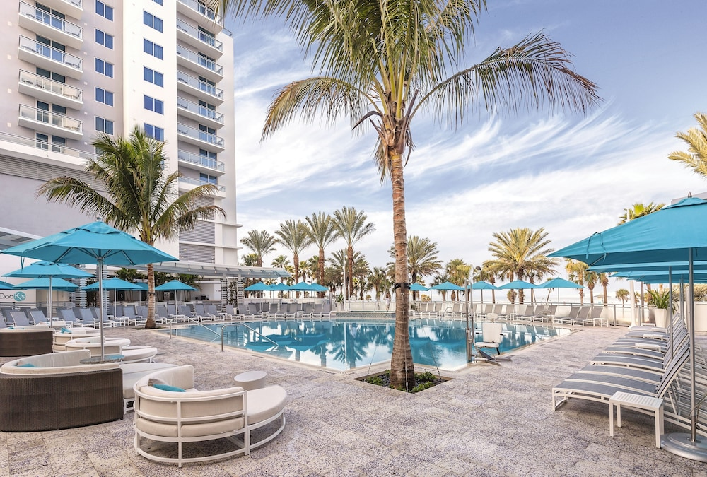 Outdoor Pool, Club Wyndham Clearwater Beach