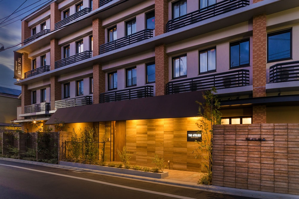 Front of Property - Evening/Night, Sakura Terrace The Atelier