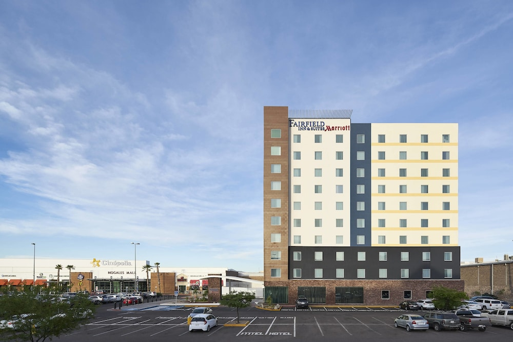 Exterior, Fairfield Inn & Suites by Marriott Nogales