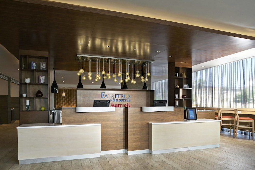 Lobby, Fairfield Inn & Suites by Marriott Nogales