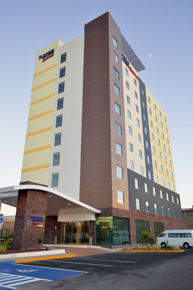 Front of Property, Fairfield Inn & Suites by Marriott Nogales