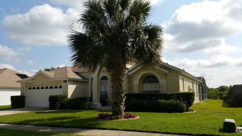 Orange Tree 4 Bedroom Villa By Dream Orlando Vacation Rental 2017 Room Prices Deals Reviews