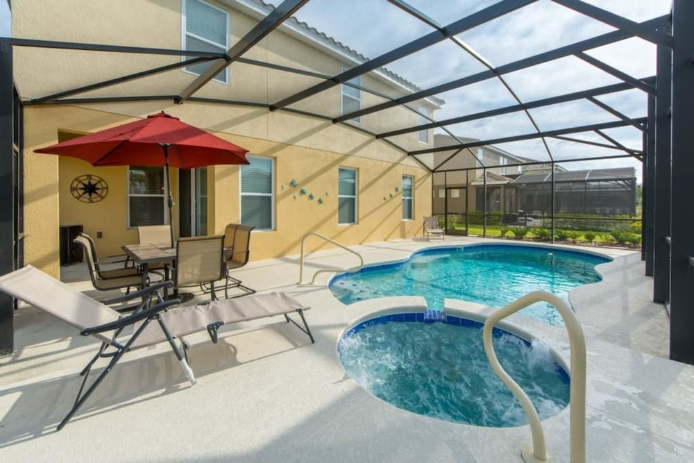 Pretty 5 Bedroom Holiday Home By Follow The Sun Vacation Rentals Orlando United States Expedia