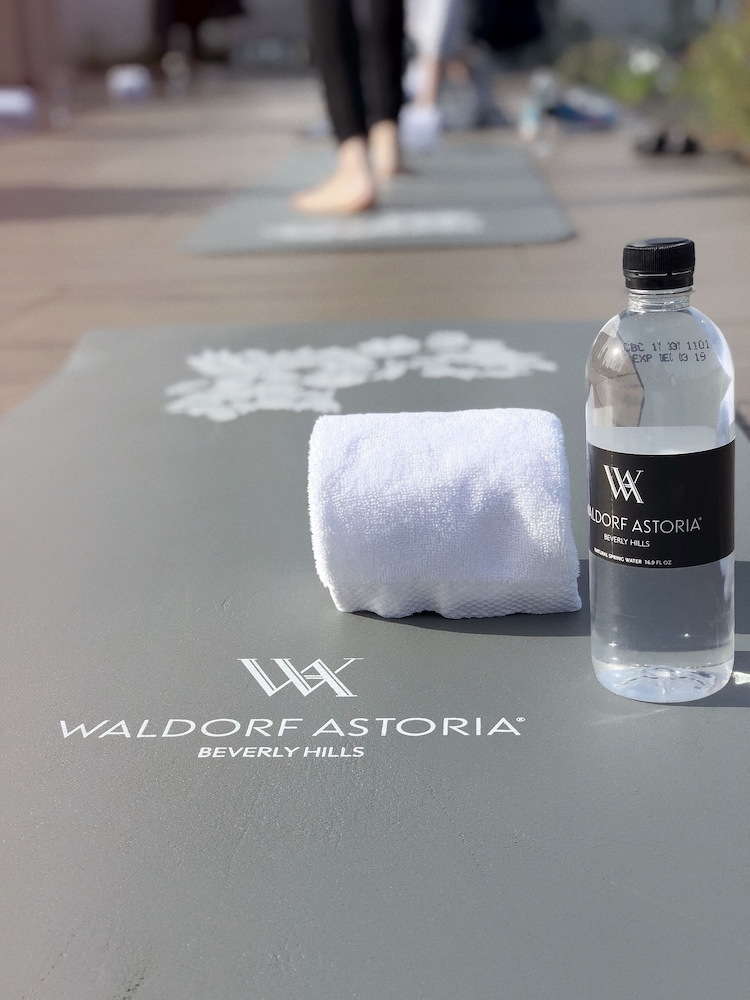 Property Amenity, Waldorf Astoria Beverly Hills