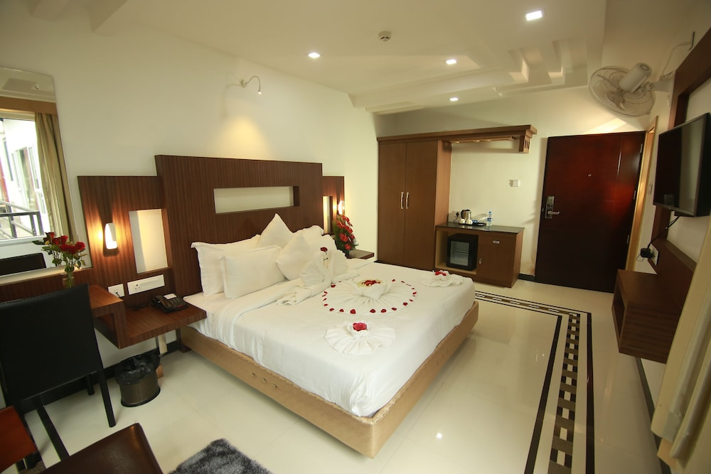 Room, Parakkat Nature Resorts