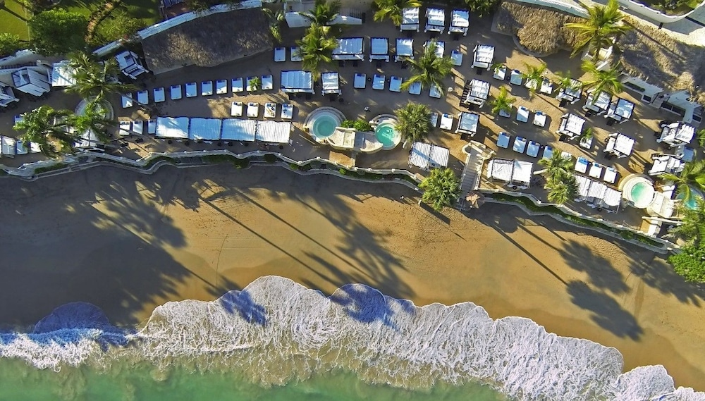 Aerial View, Presidential Suites by Lifestyle - All Inclusive