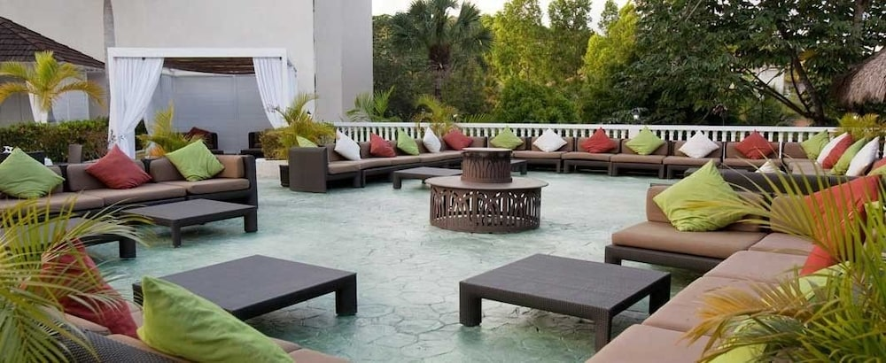 Terrace/Patio, Presidential Suites by Lifestyle - All Inclusive