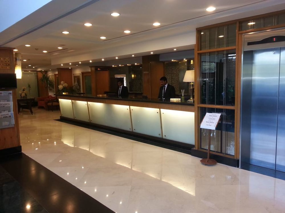 Reception, Crowne Plaza Islamabad