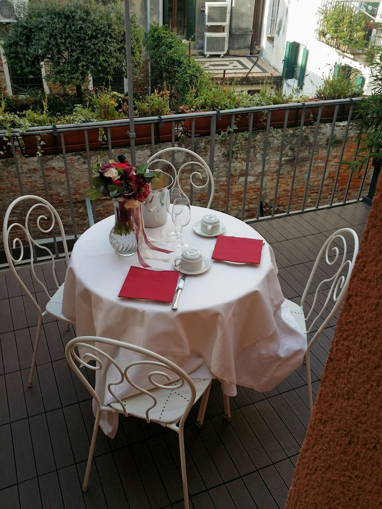 Terrace/Patio, Hotel Cà Nobile Corner