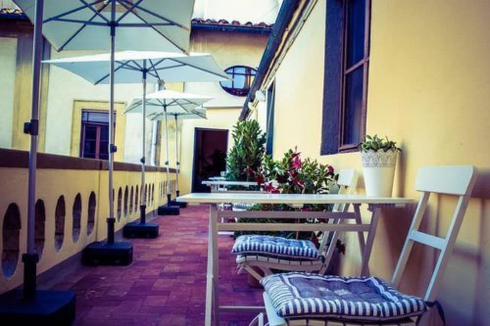 Terrace/Patio, The Artists' Palace Florence