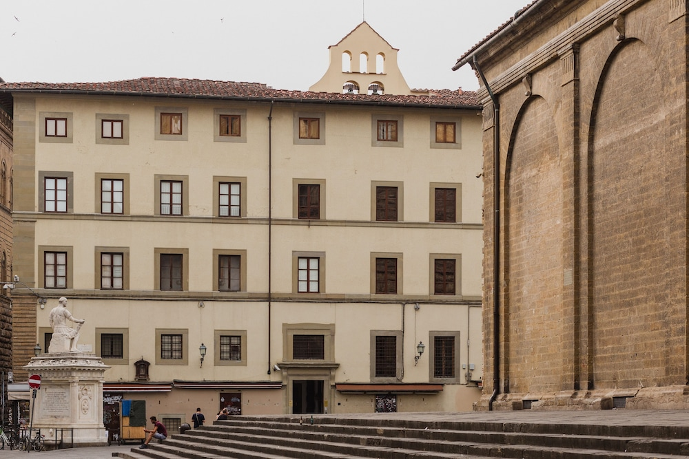 Front of Property, The Artists' Palace Florence