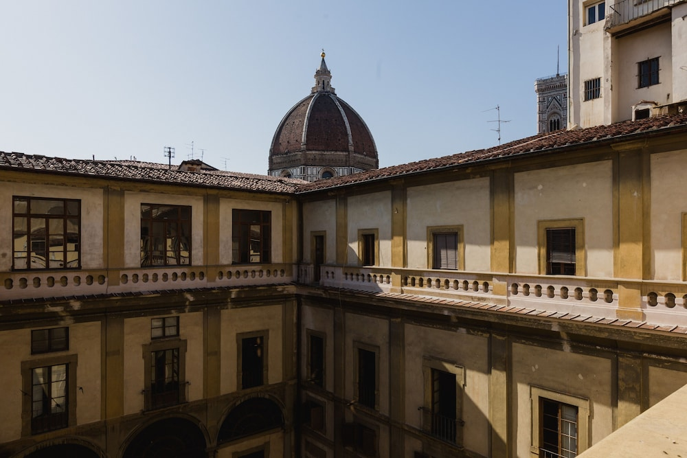 City View from Property, The Artists' Palace Florence