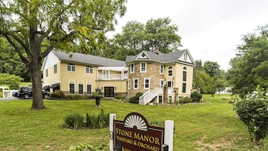 Stone Manor Boutique Inn