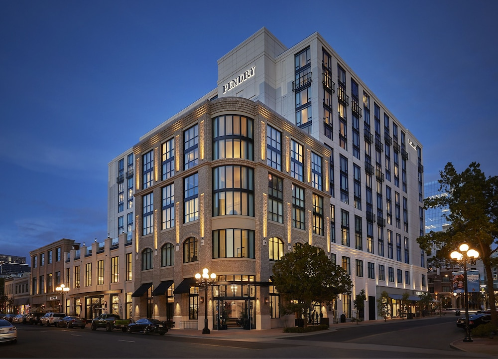 Pendry San Diego In San Diego Hotel Rates Reviews On Orbitz