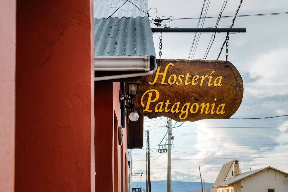 Front of Property, HOSTERIA PATAGONIA