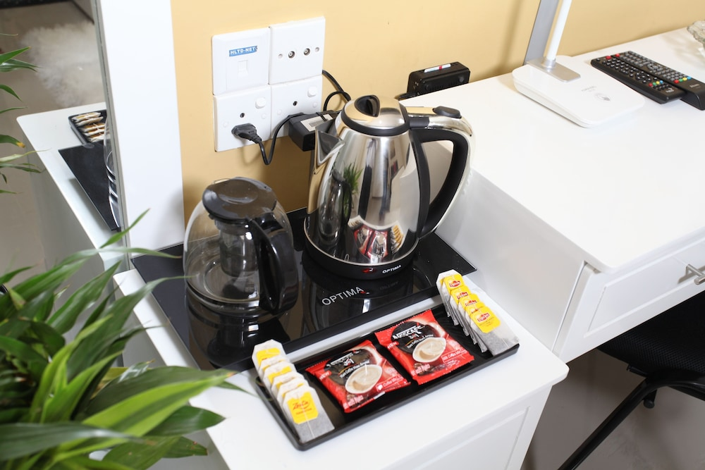 Coffee and/or Coffee Maker, Ayaana Boutique Hotel