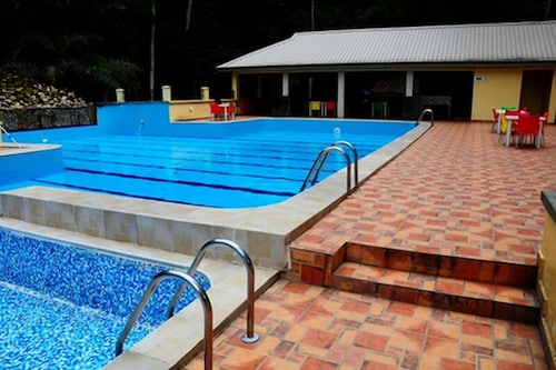 Pool, Ikogosi Warm Springs