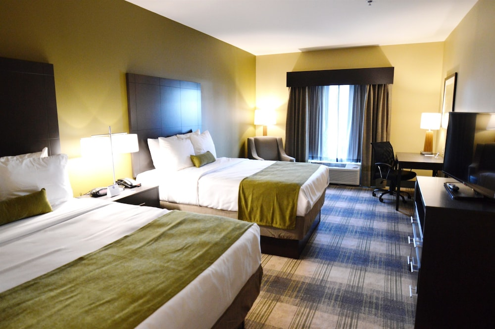 Room, Best Western Plus New Orleans Airport Hotel