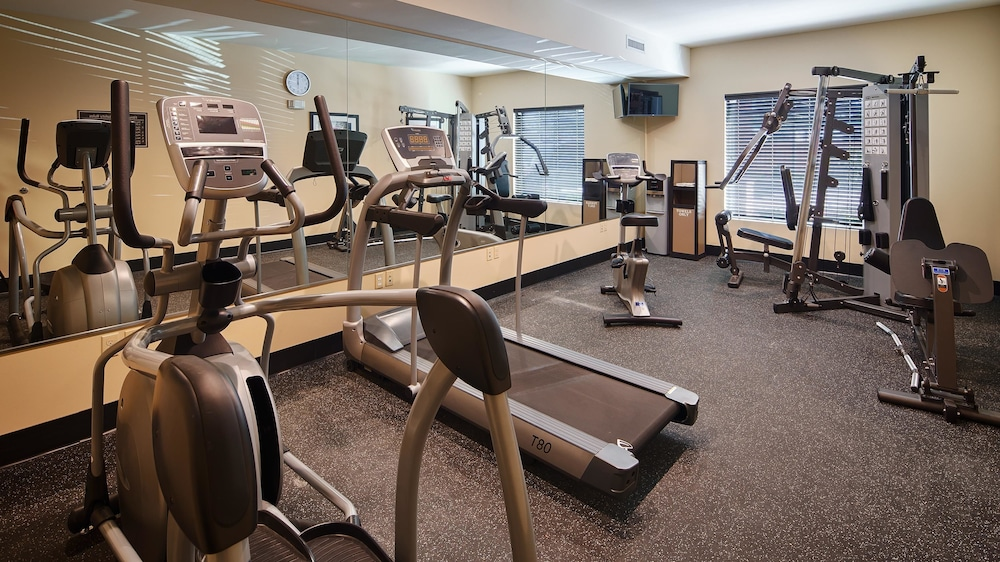 Fitness Facility, Best Western Plus New Orleans Airport Hotel