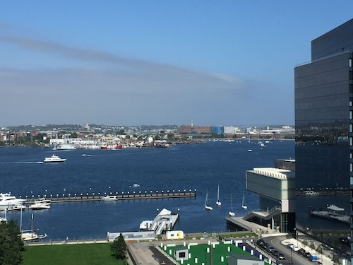 Great Place to stay Apartments in Watermark Seaport by LYX near Boston