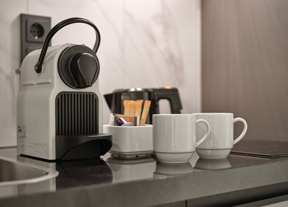 Coffee and/or Coffee Maker, Adina Apartment Hotel Nuremberg