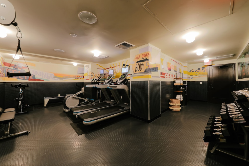 Fitness Facility, Freehand Los Angeles